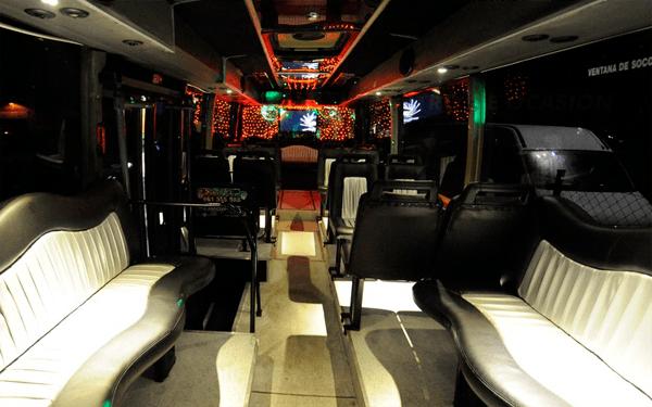 Limo bus VALENCIA VIAJES EN PANDILLA
