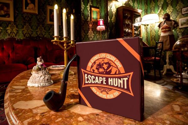 Despedida de soltero en Lisboa. Escape Hunt en Lisboa. Despedida de soltera en Portugal.