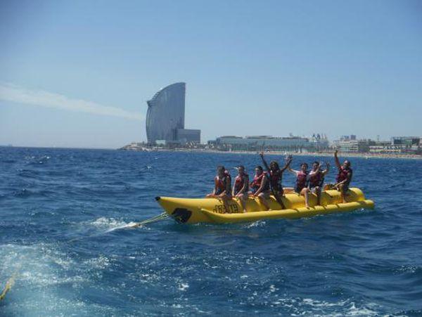 banana barcelona viajes en pandilla