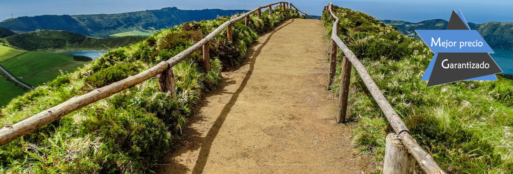 Viajes en Pandilla. Viaje a Azores. Los viajes más baratos a Azores, Portugal.