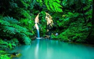 Destino. Viaje a Azores. Viaje a la Isla de San Antonio, Portugal