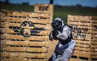 Paintball en Oporto