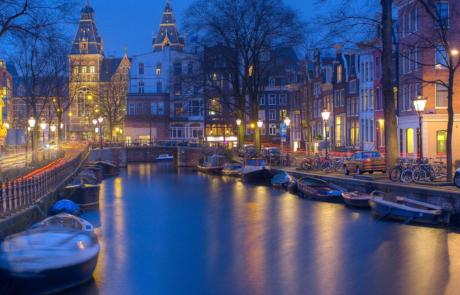 Viaje fin de curso a Amsterdam. Viajes universitarios y escolares a Amsterdam
